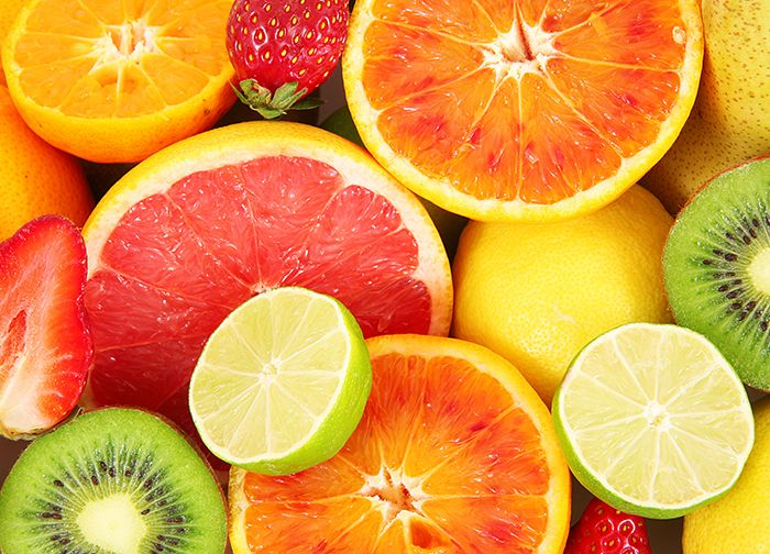 Fruits kitchen wall decor paper wallpapers | Online store